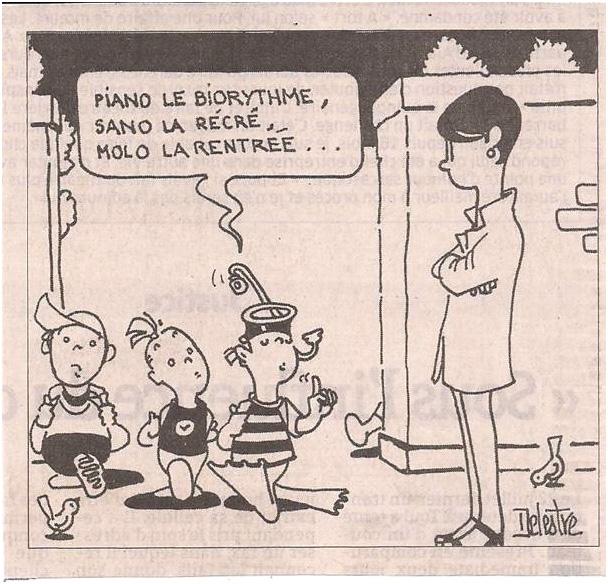 La rentrée... avec humour ! dans Coupures de presse er148