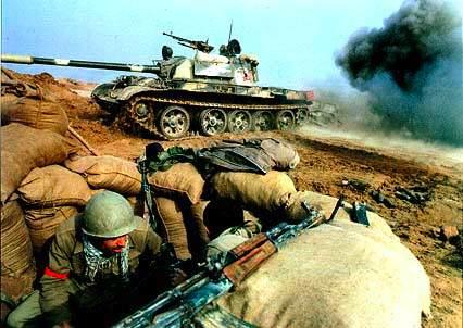 Il y a 33 ans... guerre-iran-irak