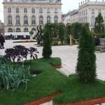 Jardins éphémères Nancy 2013