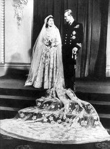 mariage Elisabeth II