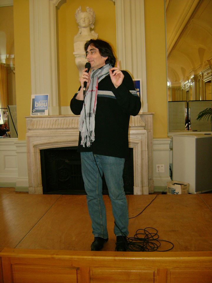 Benoît TALLOT, l'organisateur