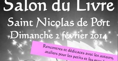 Affiche St Nicolas de Port