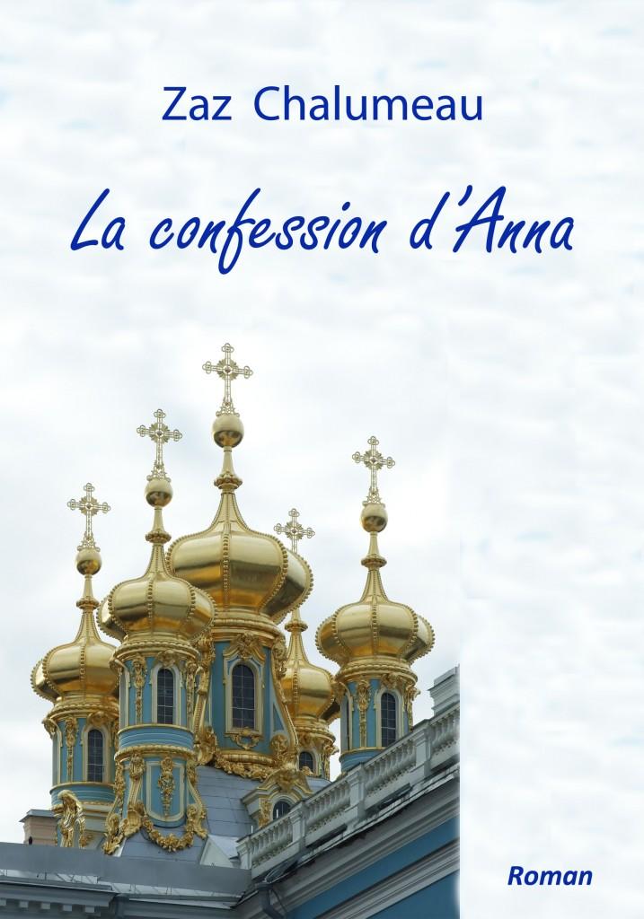 Chalumeau Confession d'Anna 1ere couv
