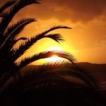 Couchers de soleil corses