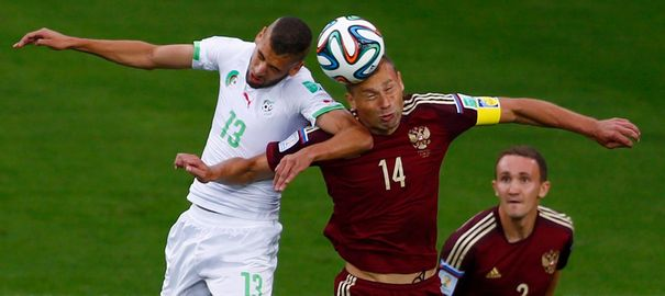 algerie-russie