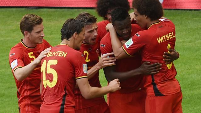 Belgique Corée