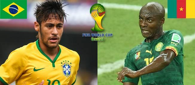 Brésil-Cameroun