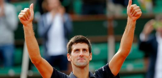 Djokovic demi finale
