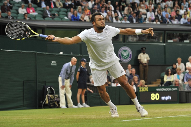 Tsonga Wimbledon