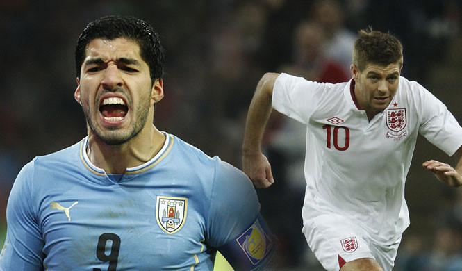Uruguay Angleterre