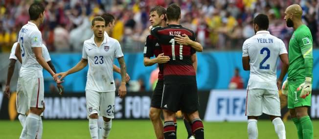 USA Allemagne