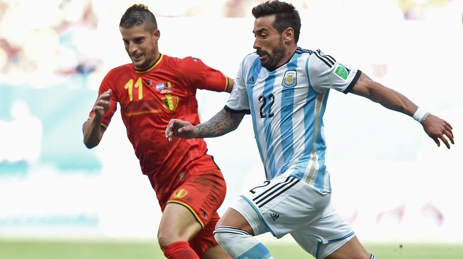 Argentine Belgique