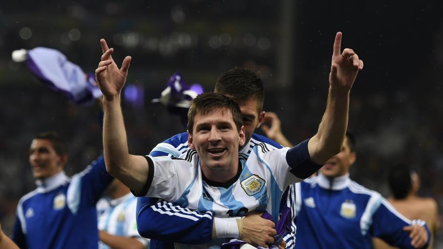 Argentine-Pays Bas