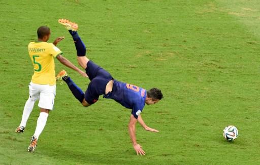 Brésil Pays Bas
