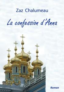 Chalumeau Confession d'Anna 1ere couv Edition 1