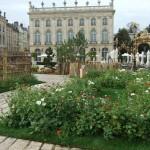 Jardin éphémère Nancy 2014