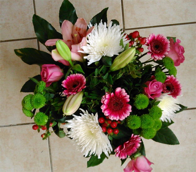 fleurs petits