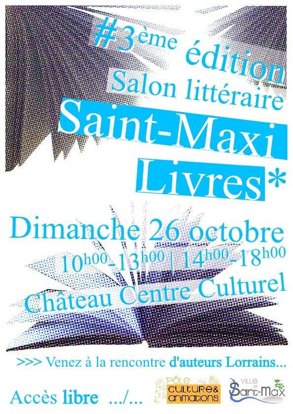Saint Max'y Livres