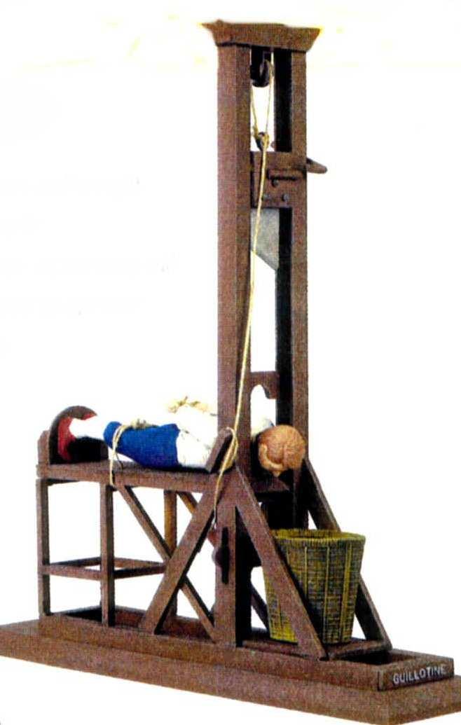 guillotin ecrivain public zaz et plus. Black Bedroom Furniture Sets. Home Design Ideas