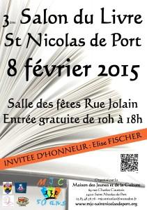 Salon du Livre St-Nicolas-de-Port
