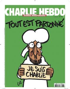 Charlie Hebdo une