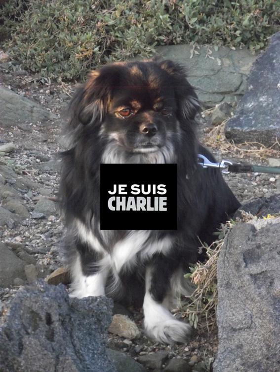 Hella je suis Charlie