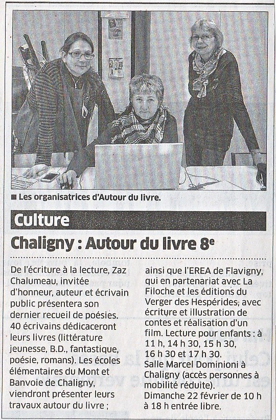 Chaligny 2015
