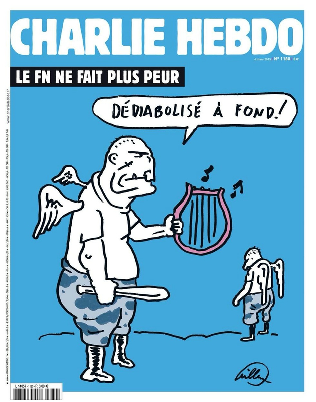 Charlie Hebdo 1180