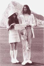 mariage Lennon