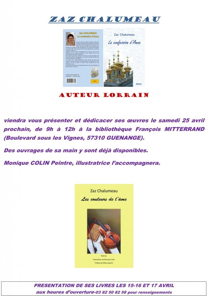 Affiche Guénange