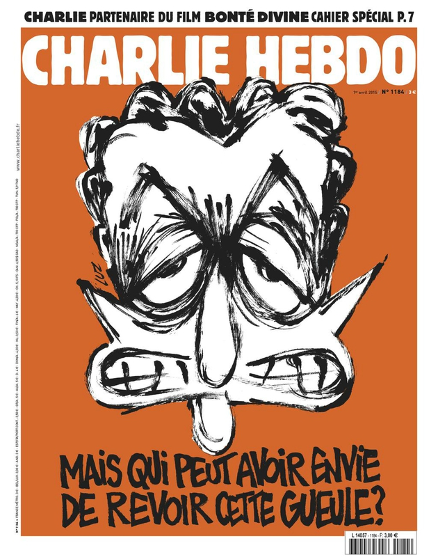 Charlie Hebdo 1184