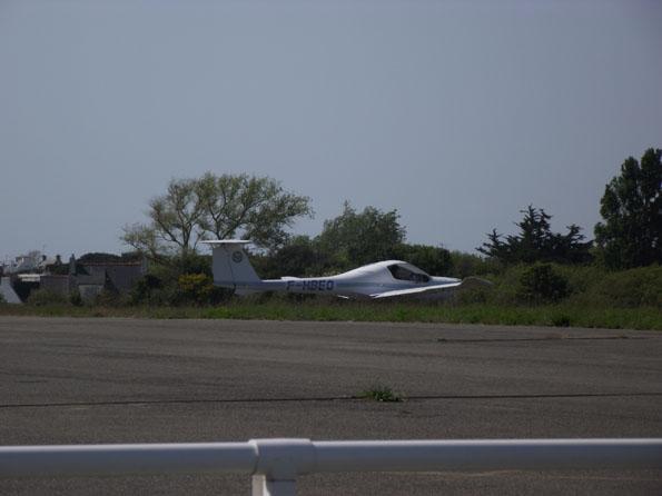 Avion 7 décollage petit