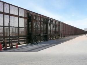 Barrière Mexique