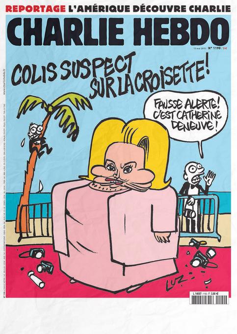 Charlie Hebdo 1190