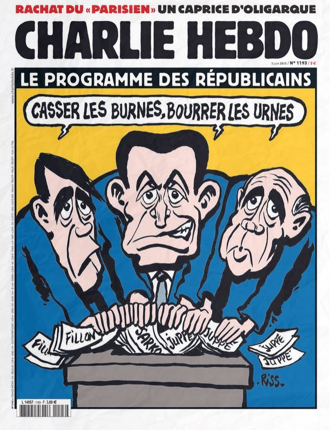 Charlie Hebdo 1193