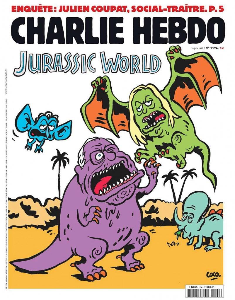Charlie Hebdo 1194