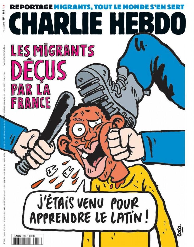 Charlie Hebdo 1195
