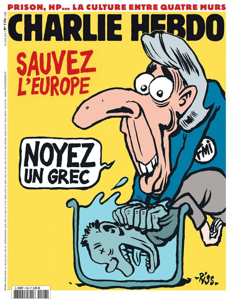 Charlie Hebdo 1196