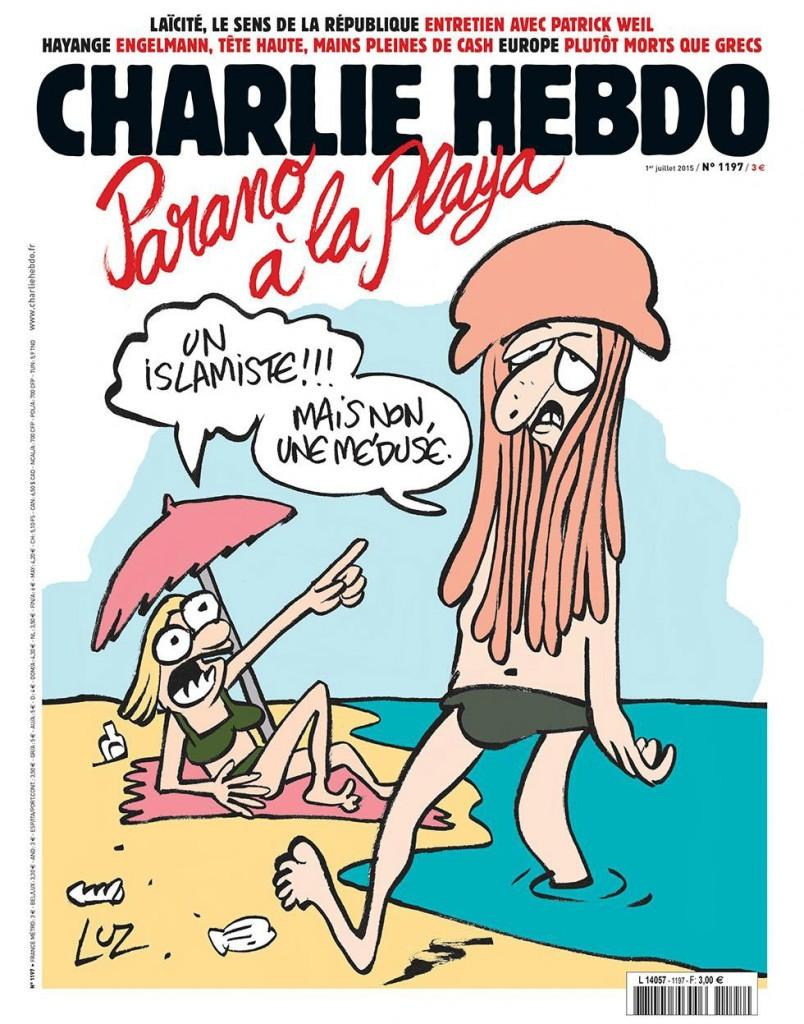 Charlie Hebdo 1197