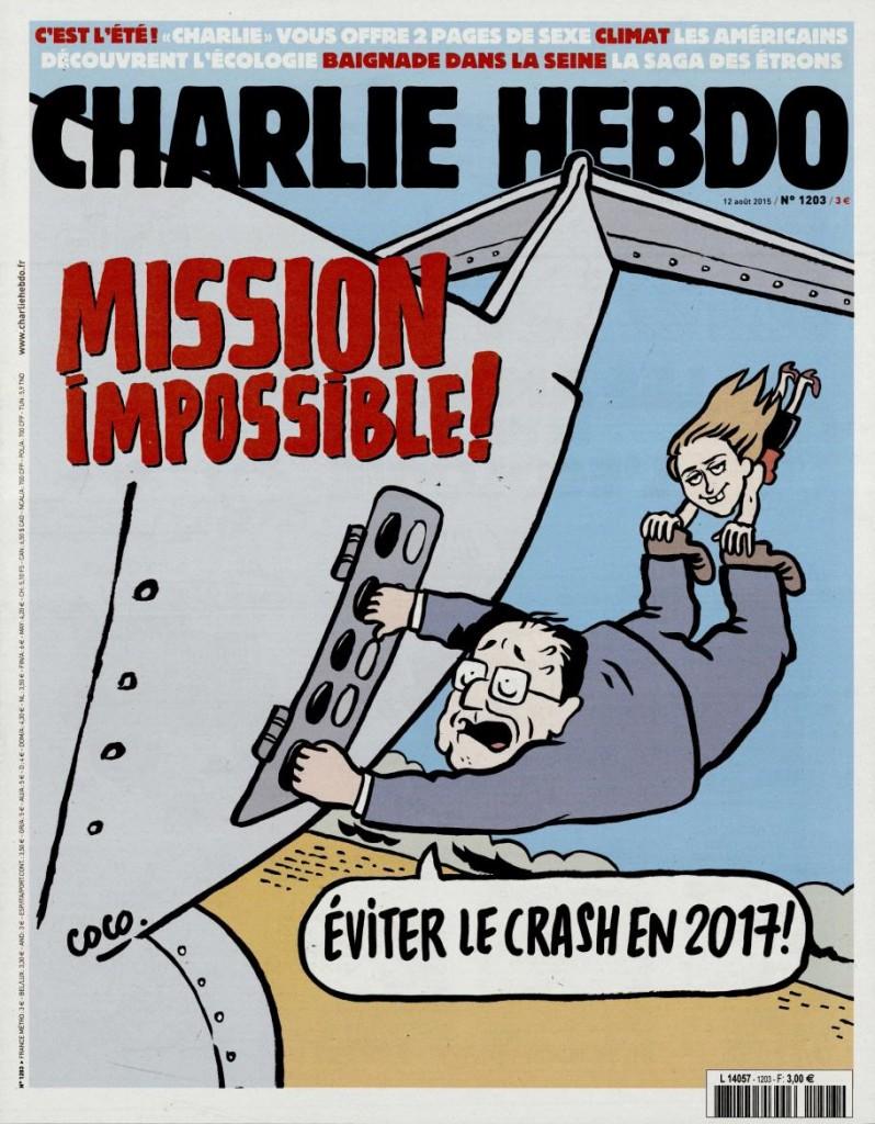 Charlie Hebdo 1203