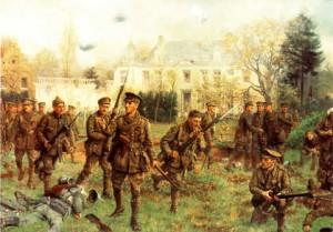 déclaration guerre Belgique