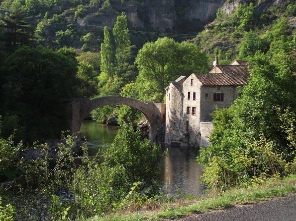 014 Gorges de Dourbie Le moulin de corp petit