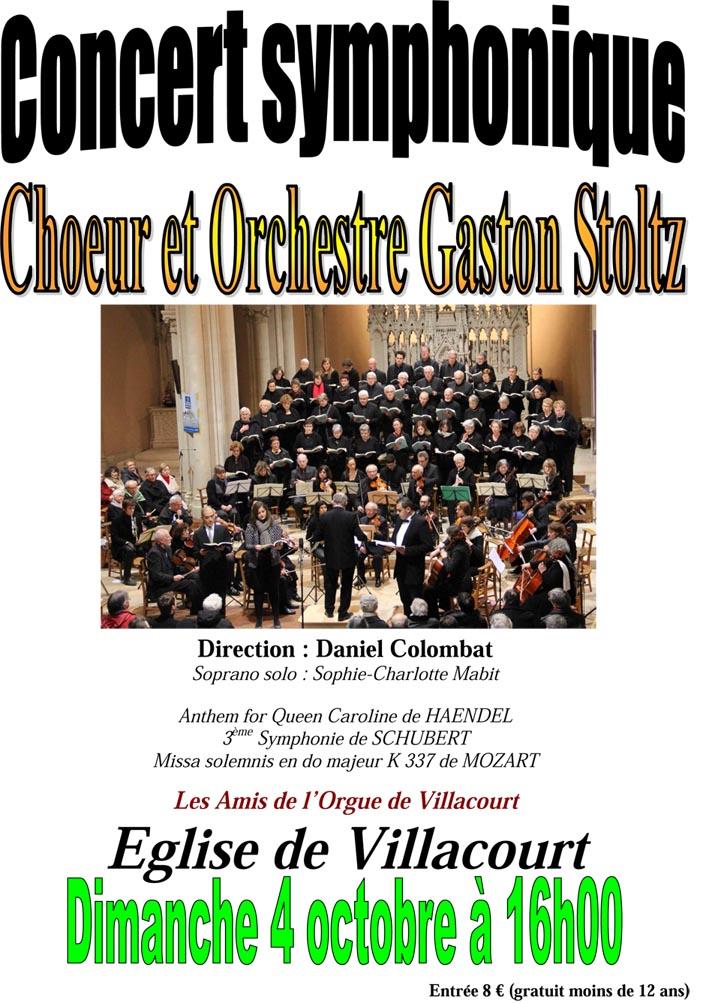 Affiche A3 concert 041015