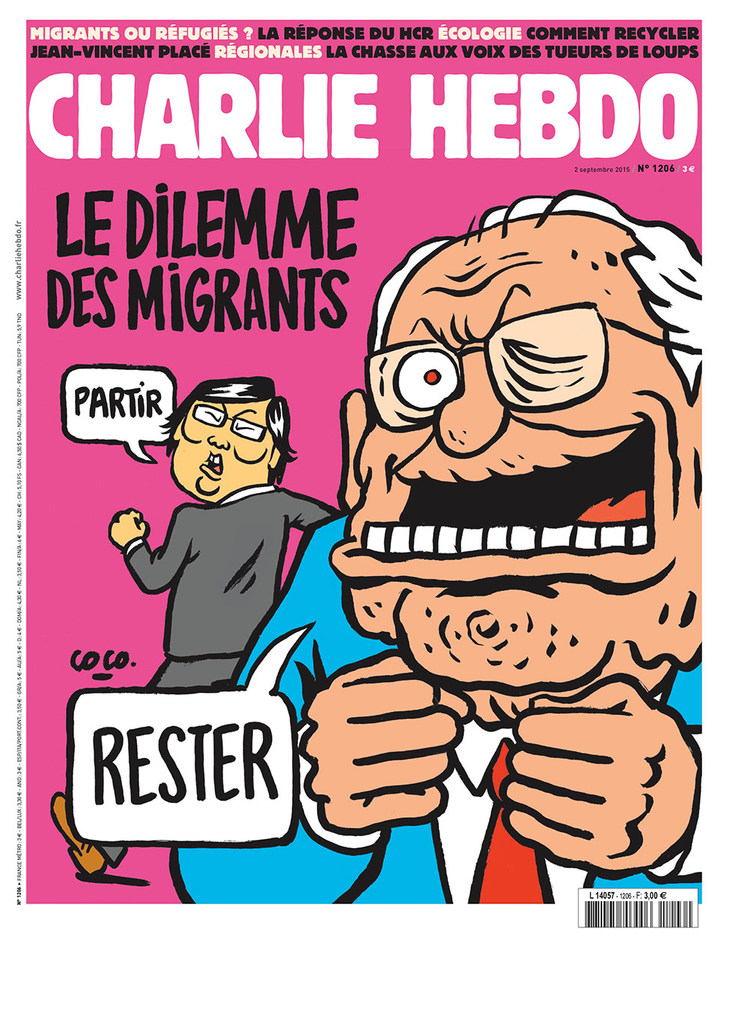 Charlie Hebdo 1206