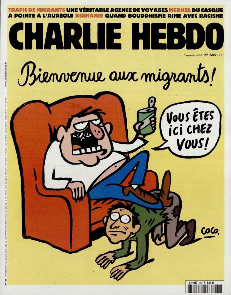Charlie Hebdo 1207