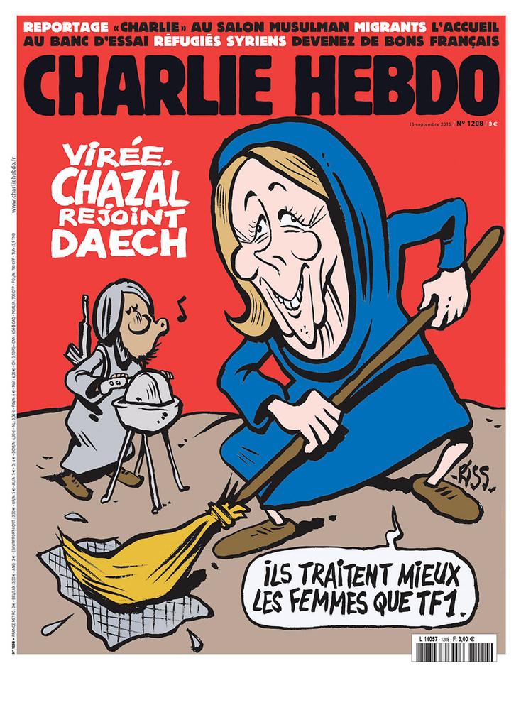 Charlie Hebdo 1208