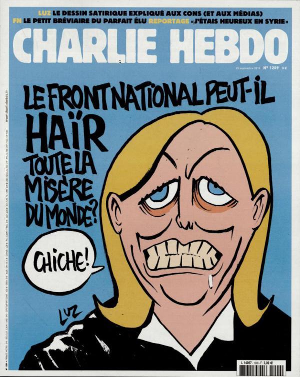 Charlie Hebdo 1209