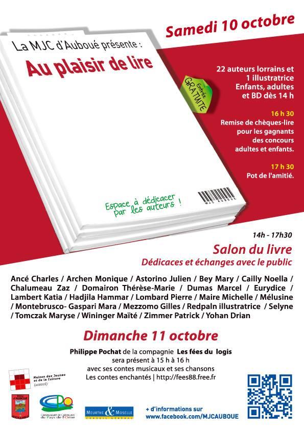 Affiche Auboué