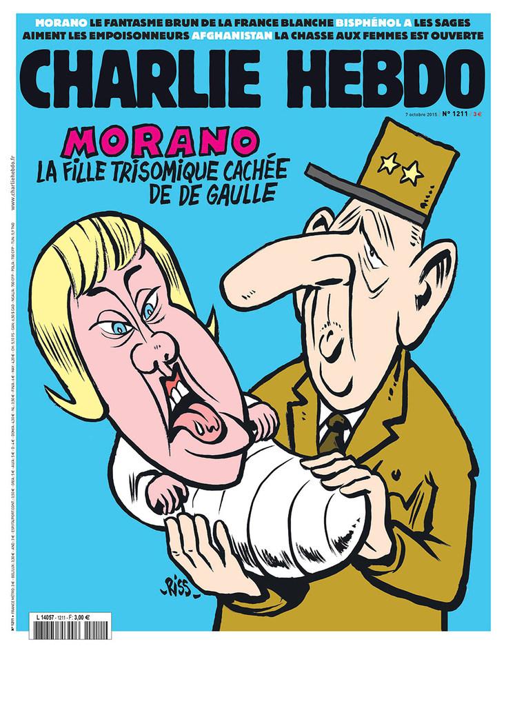 Charlie Hebdo 1211