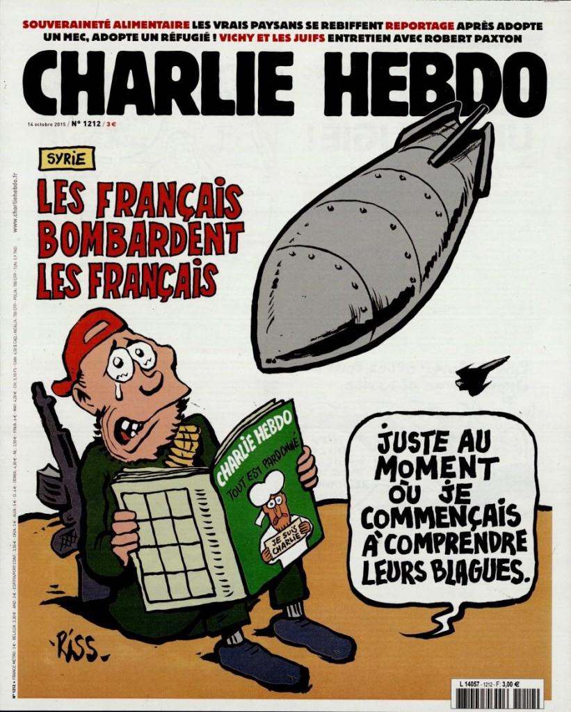 Charlie Hebdo 1212